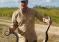 Floridalainen riesa: burmalainen python